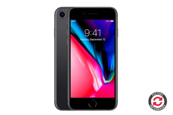 Apple iPhone 8 Refurbished (256GB, Space Grey) - B Grade