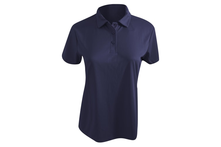 AWDis Cool Womens Girlie Cool Polo / Polos / Womens Fashion / Women (French Navy) (S)