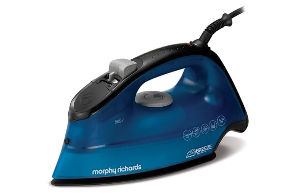Morphy Richards 2400W Breeze Steam Iron Ceramic Soleplate