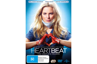 Heartbeat The Complete Season DVD Region 4