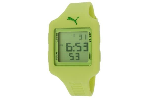 Puma Women's Digital Lime Green Rubber (PUMA-PU910792015)