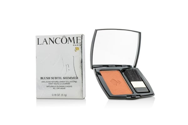 Lancome Blush Subtil Shimmer - No. 183 Shimmer Sunset Seduction (US Version) (5.1g/0.18oz)
