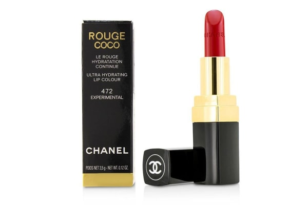 Chanel Rouge Coco Ultra Hydrating Lip Colour - # 472 Experimental 3.5g/0.12oz