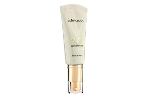 Sulwhasoo CC Emulsion Complete Care SPF34 - # 2 Medium Beige (35ml/1.2oz)