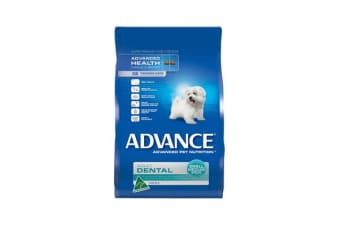 Advance Adult Small Medium Breed Dental Chicken - 8kg