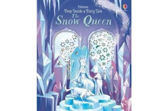 Peep Inside a Fairy Tale Snow Queen