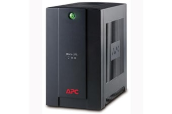 APC Back-UPS 700VA 230V 390W, USB, 8.2min at Half Load