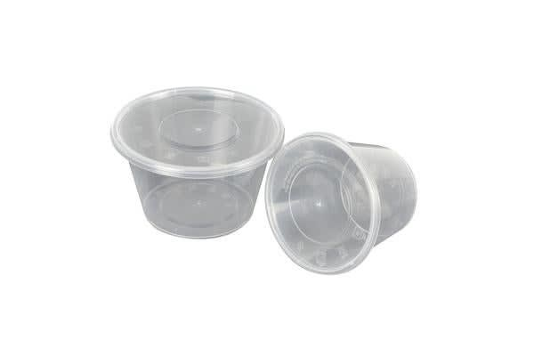 50 x 750 ML Take Away Containers With Lids