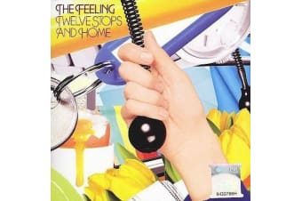 THE FEELING - Twelve Stops And Home BRAND NEW SEALED MUSIC ALBUM CD - AU STOCK