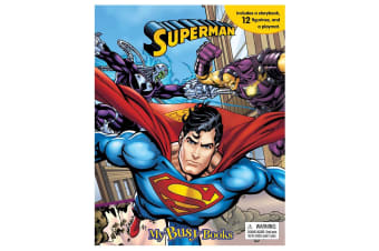 Superman - My Busy Books