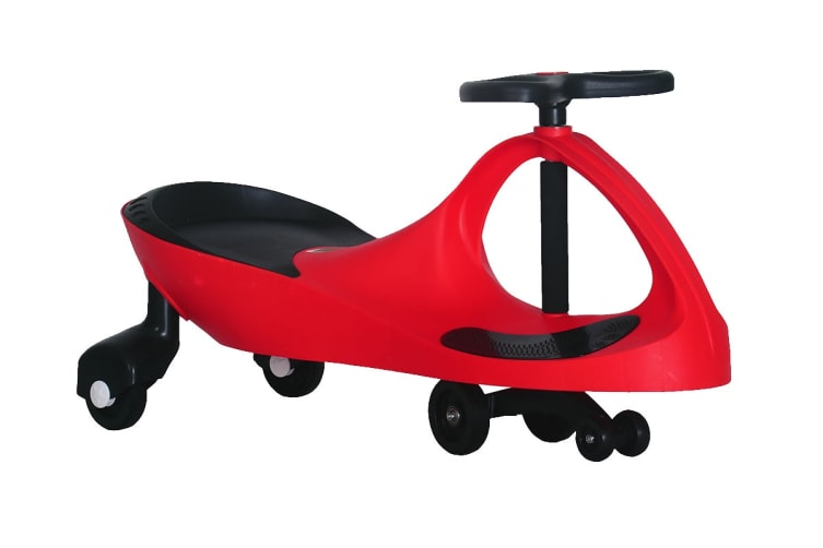 Kids Ride-on Swing Car - Red (8221R)