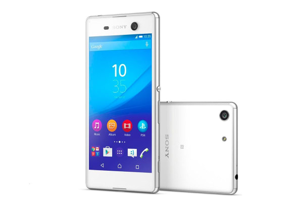Sony Xperia M5 E5603 (16GB, White)
