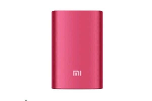 Xiaomi Mi 10000mAh Power Bank Red