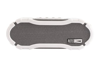 Altec Lansing Miniboom Jacket Mk2 'Everything Proof' Bluetooth Speaker - White/Grey (IMW458)