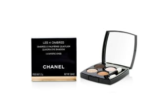 Chanel Les 4 Ombres Eye Makeup - No. 14 Mystic Eyes 4x0.3g