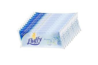 3L Concentrated Fluffy Jasmine Fresh Fabric Softener Pouch Laundry - Makes 24L