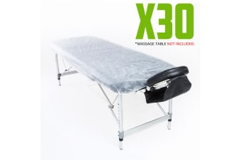 Disposable Massage Table Cover 180cm x 55cm 30pcs