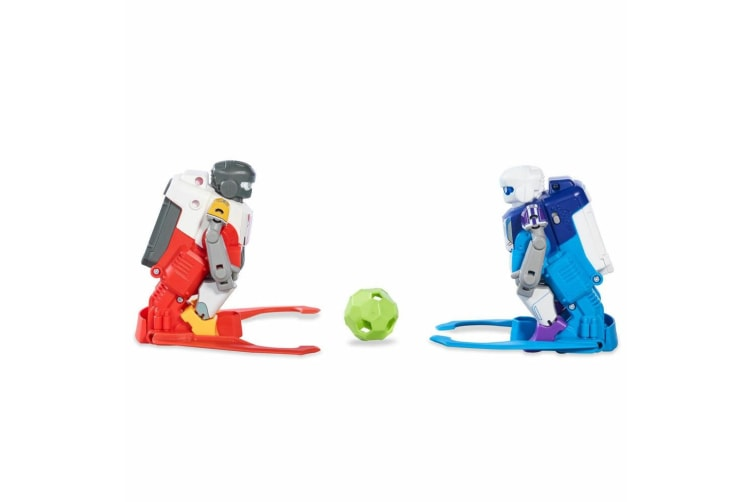 Tomy Soccerborg Kids Soccer Activity Game/Play Fun Toys w Robot/Ball 6y+