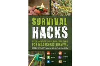 Survival Hacks - Over 200 Ways to Use Everyday Items for Wilderness Survival