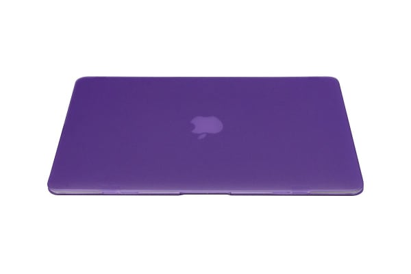 "Frosted Hard Cover for MacBook Air 11"" (Amethyst)"