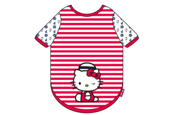 Pet Brands Hello Kitty Sailor Dog T-Shirt (Red/White)