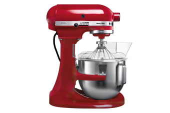 Stupendous Kitchenaid Bowl Lift Stand Mixer Empire Red Kpm5 Download Free Architecture Designs Scobabritishbridgeorg