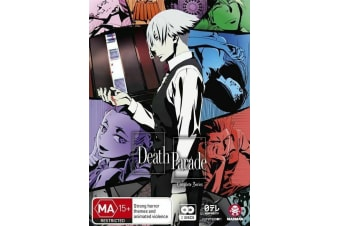 Death Parade: Series Collection (2-Disc Set)