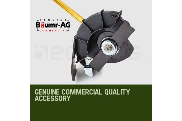NEW Baumr-AG Grass Edger Attachment Pole Garden Trimmer Brushcutter Lawn Edge