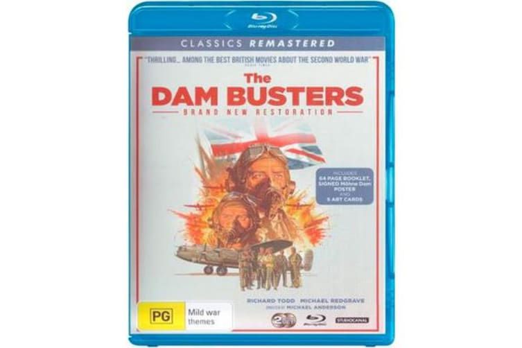 The Dam Busters (1955) (Blu-ray)