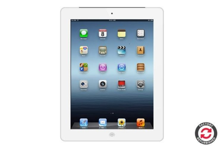 Apple iPad 3 Refurbished (16GB, Cellular, White) - A Grade