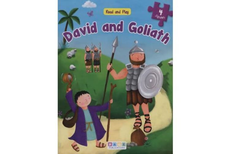 Read and Play David and Goliath