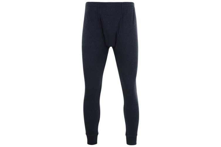Kam Jeanswear Mens Thermal Long Johns (Charcoal) (8XL)