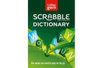 Collins Gem Scrabble Dictionary - The Words You Need to Play on the Go
