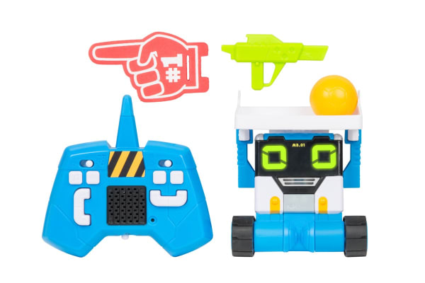 Really R.A.D Robots Remote Controlled MiBro