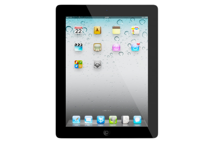 Used as Demo Apple iPad 2 16GB Wifi Black (Local Warranty, 100% Genuine)