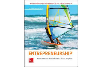 Entrepreneurship 11th edition
