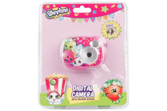 Shopkins Digital Camera