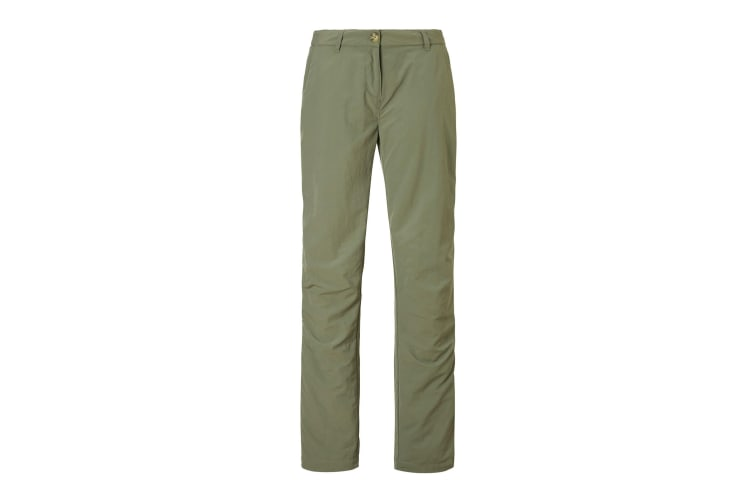 Craghoppers Womens/Ladies NosiLIfe III Trousers (Soft Moss) (18S UK)