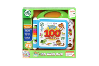 LeapFrog Learning 100 Words Book