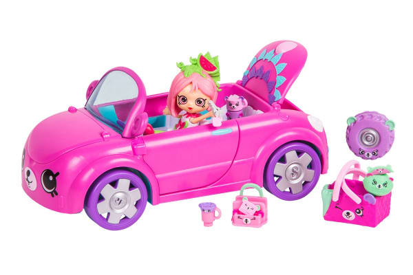 Shopkins Happy Places Bearry Fun Convertible