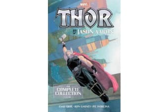 Thor By Jason Aaron - The Complete Collection Vol. 1