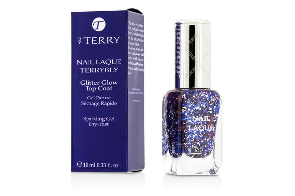 By Terry Nail Laque Terrybly Gitter Glow Top Coat - # 700 (10ml/0.33oz)