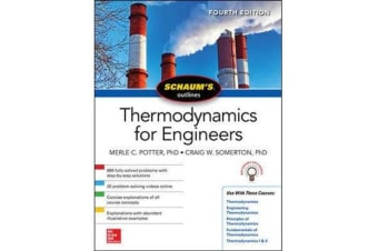 Schaums Outline of Thermodynamics for Engineers, Fourth Edition