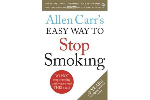 Allen Carr's Easy Way to Stop Smoking - The Guide to Stop For Good
