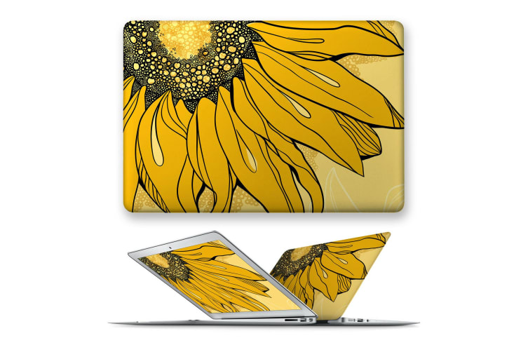 hard case cover for apple macbook pro 13 touch bar ID A1707 A1989 A1990 A2159-89Table-Elements