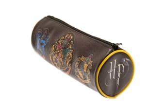 Harry Potter Barrel Pencil Case (Brown) (One Size)