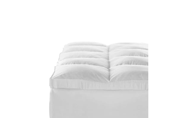 Goose Down & Feather Mattress Topper (Double)