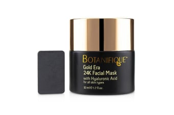 Botanifique Gold Era 24K Facial Mask 50ml/1.7oz