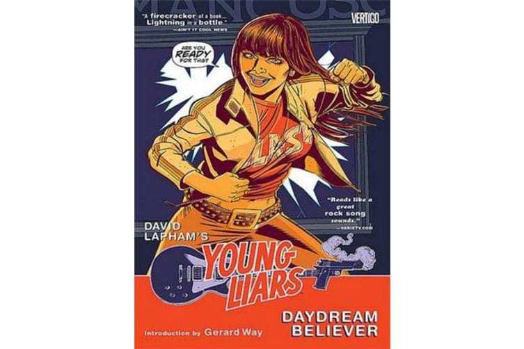 Young Liars TP Vol 01 Daydream Believer