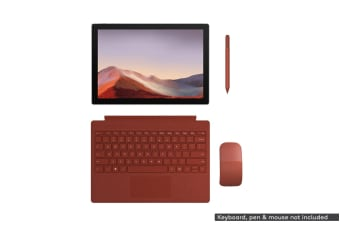 Microsoft Surface Pro 7 (i7, 16GB RAM, 256GB SSD, Platinum) - AU/NZ Model
